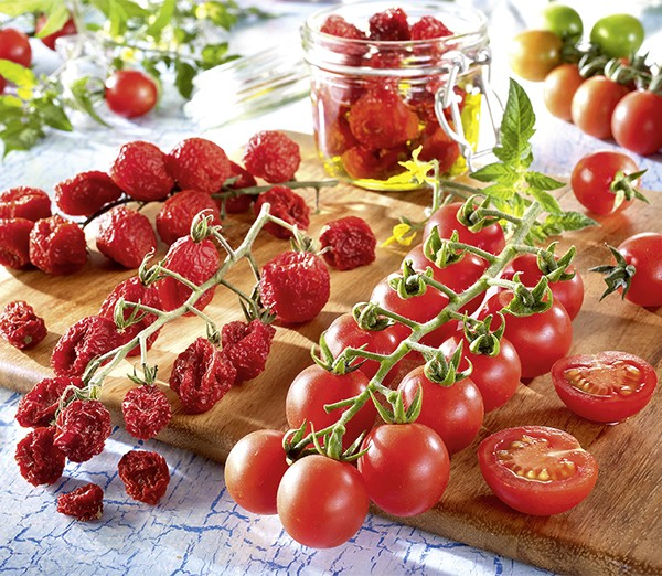 Rosinen Tomate Arielle