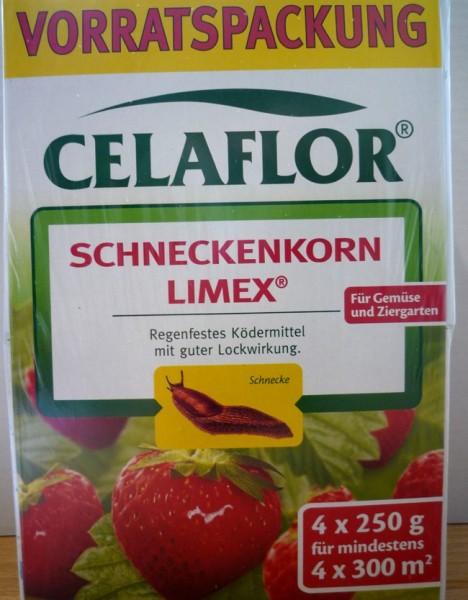 Schneckenkorn Limex (1kg)