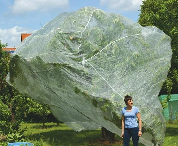 Kirschbaumnetz (Maschenweite 1,35mm x 1,35mm)